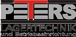 Logo Peters Lagertechnik